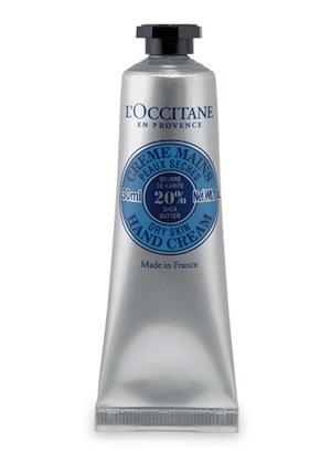 Loccitane-shea-butter-lotion
