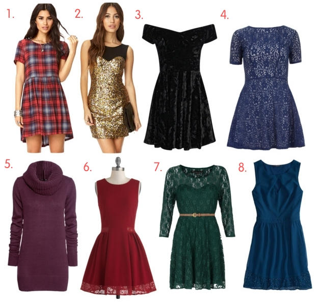 8 Dresses That'll Make You Shine at All Your Holiday Parties ...