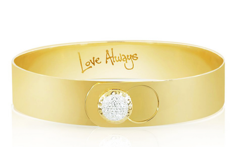 Screen Shot 2013 12 29 at 9.11.38 PM Contest: Win a $4,000 Bracelet from Love Gold and InStyle