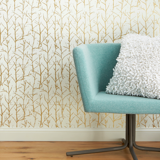 Screen Shot 2014 01 27 at 3.18.34 PM Re vamp a Wall in Your Home with CB2s New Wallpaper Collection