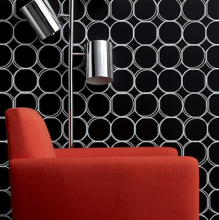 wallpaper2 Re vamp a Wall in Your Home with CB2s New Wallpaper Collection