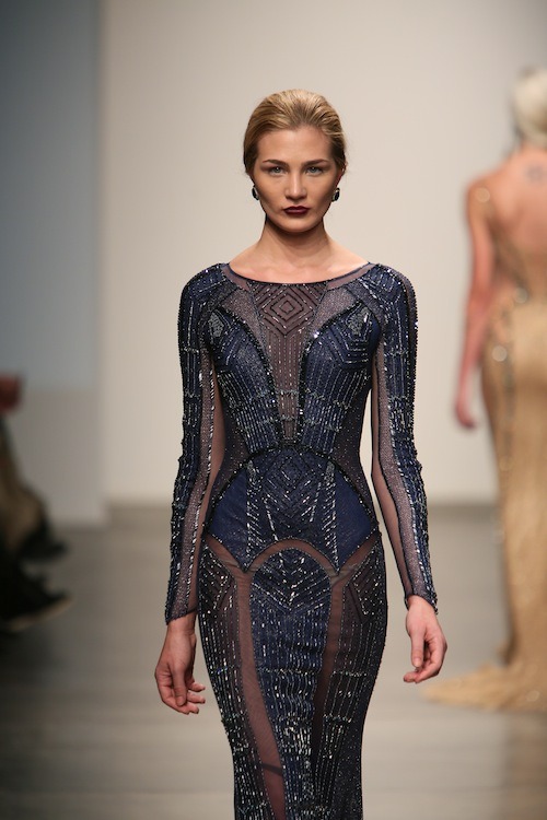 Dany tabet The 10 Prettiest Dresses at NYFW