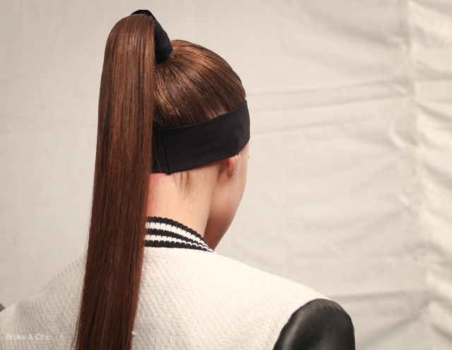 Meskita 21 Trend Alert: Sporty Chic Backstage at NYFW