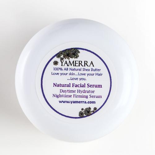 yamerra natural facial serum 2oz- 1