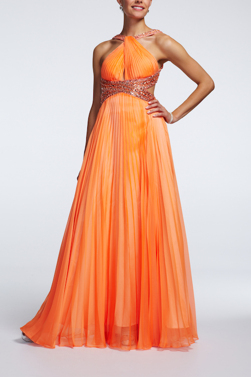 8882 MORANGE SHA67786 The Go To Hues for Prom 2014