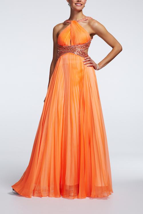 orange-prom-dress