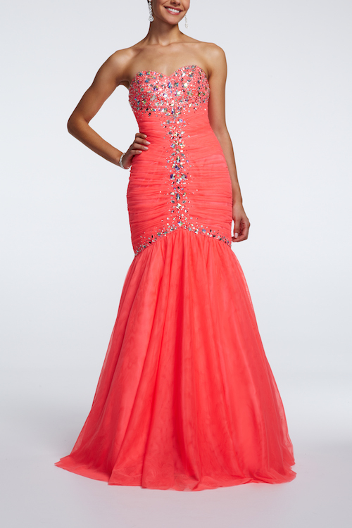 DB67 MNEONCORAL SHA 2802 4 Totally Awesome Prom Trends You Need to Know about