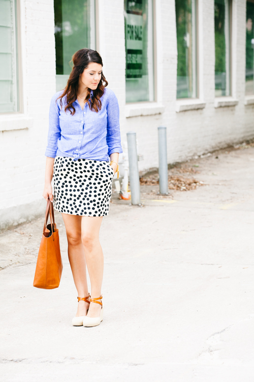 blogger kendieveryday Polka Dots as an Adult? Yes sir eee!