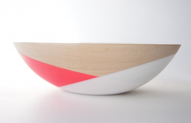 geometric bowl brika Up Your Decor Cred with These 5 Pieces from BRIKA