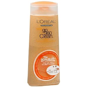 loreal-scrub