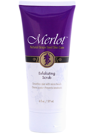 merlot scrub Get Your Skin Ready for Summer with These 4 Exfoliators