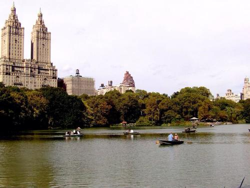 central-park boat