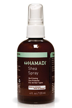 hamadi shea spray profile Our May 2014 Beauty Favorites    From Bronzer to Toner