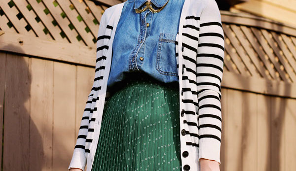 Layering 101: Transitioning Summer Pieces to Fall