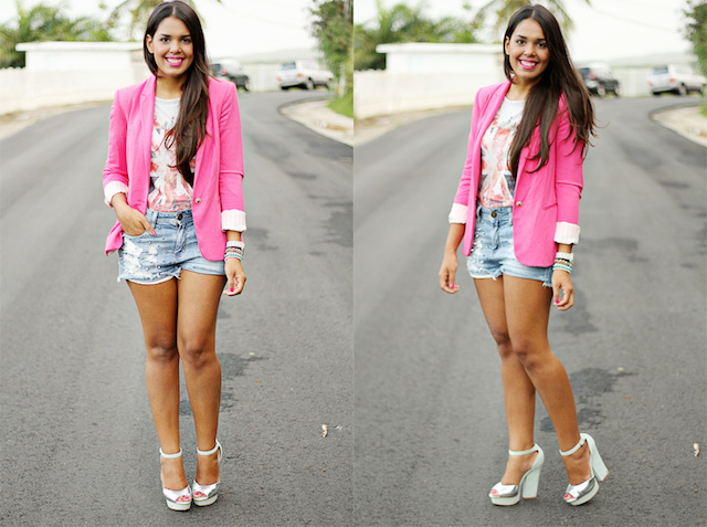 Image result for Different Ways To Wear Shorts In Summer
