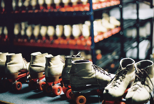 roller rink1 How to Have a Blast in New York City This Memorial Day Weekend