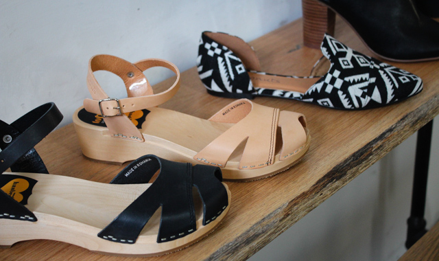 shoes thrift The Best Places to Go Thrift Shopping in Bushwick, Brooklyn