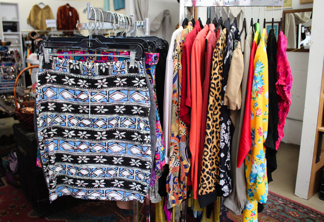 skirt mary meyer The Best Places to Go Thrift Shopping in Bushwick, Brooklyn