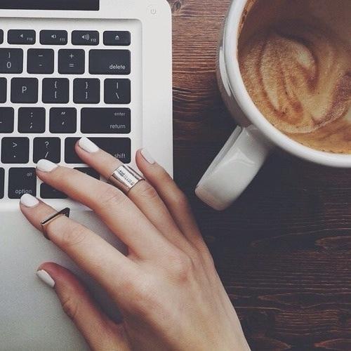 coffee-computer-laptop
