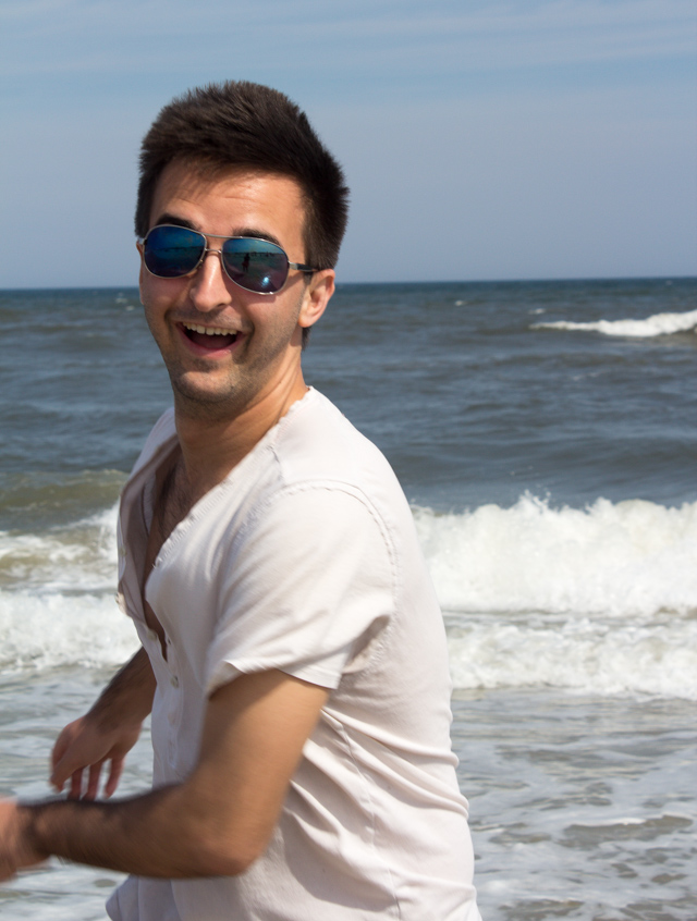 Brandon1 Life Lessons from Young Playwright Brandon Monokian (Q&A)