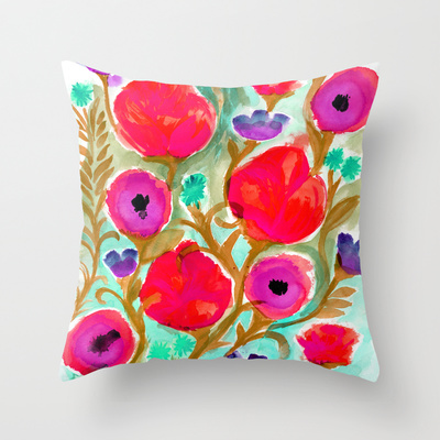 CRYSTAL WALEN COLORFUL PILLOW Update Your Space with These Totally Awesome Pillows