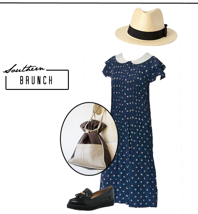 southern brunch3 4 Outfits You Totally Need to Wear This Weekend
