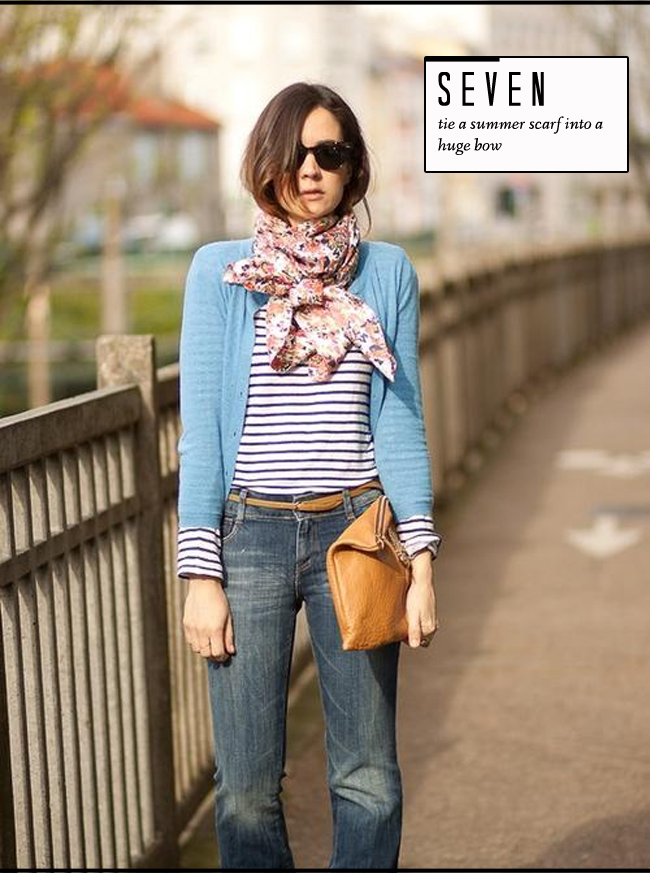 summer layers8 7 Clever Ways to Layer This Summer