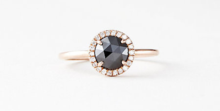7 Unique Engagement Rings For The Offbeat Bride
