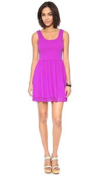 laser cut dress shopbop 9 Badass Things Your Fall Wardrobe Needs