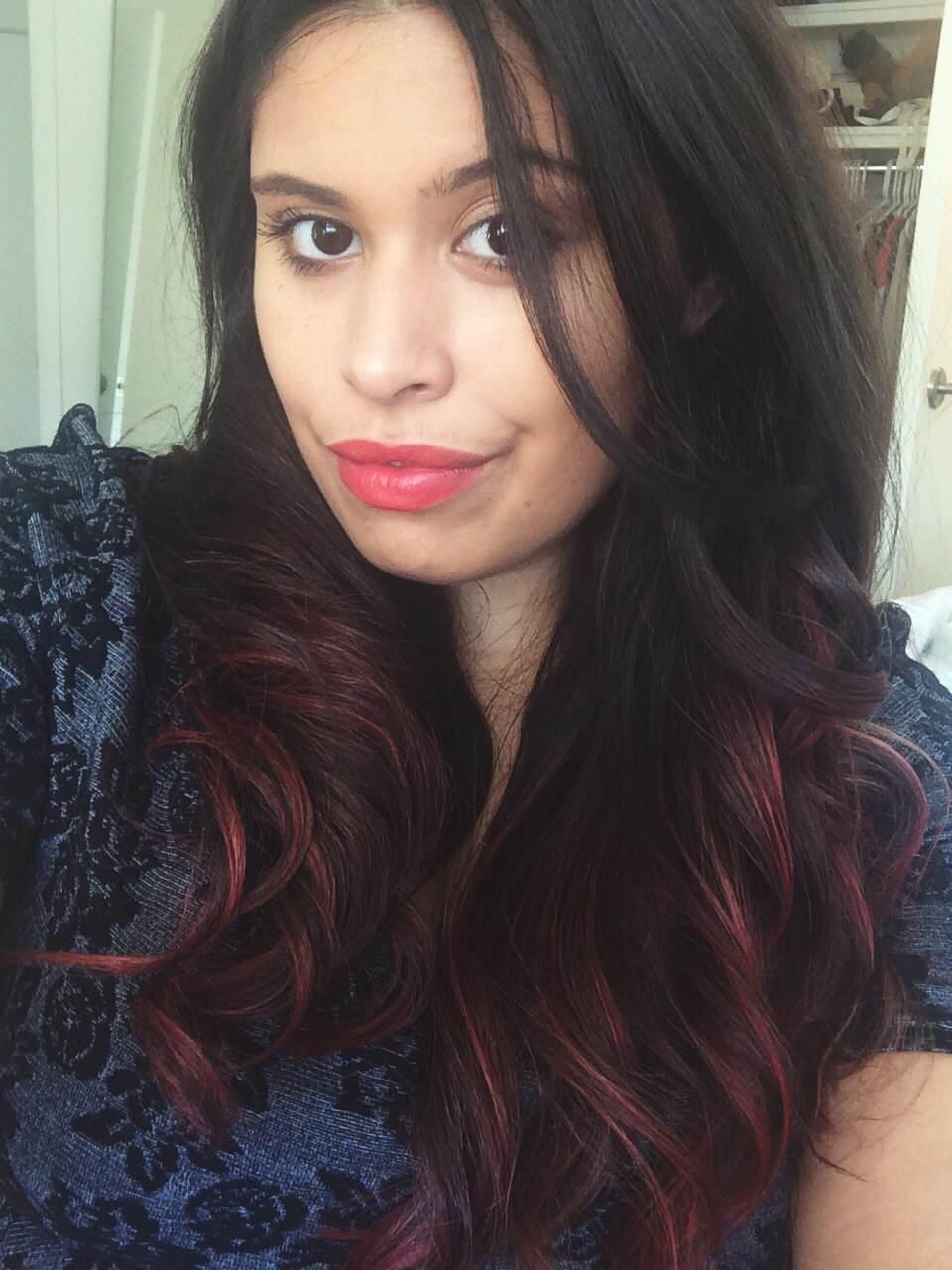 redken-color-rebel-hair-makeup-red