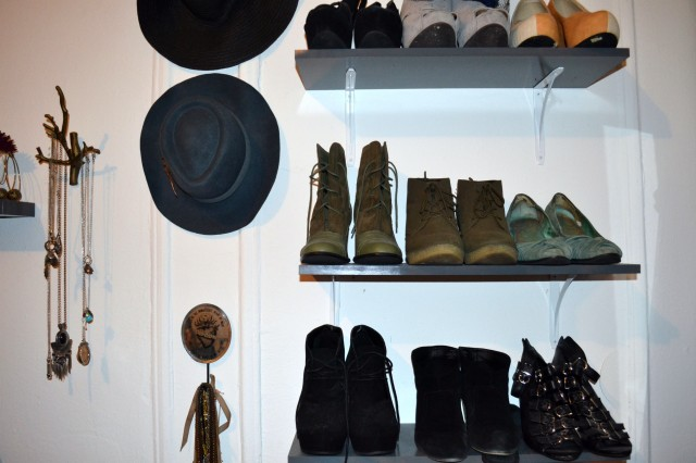 Shoe storage idea!