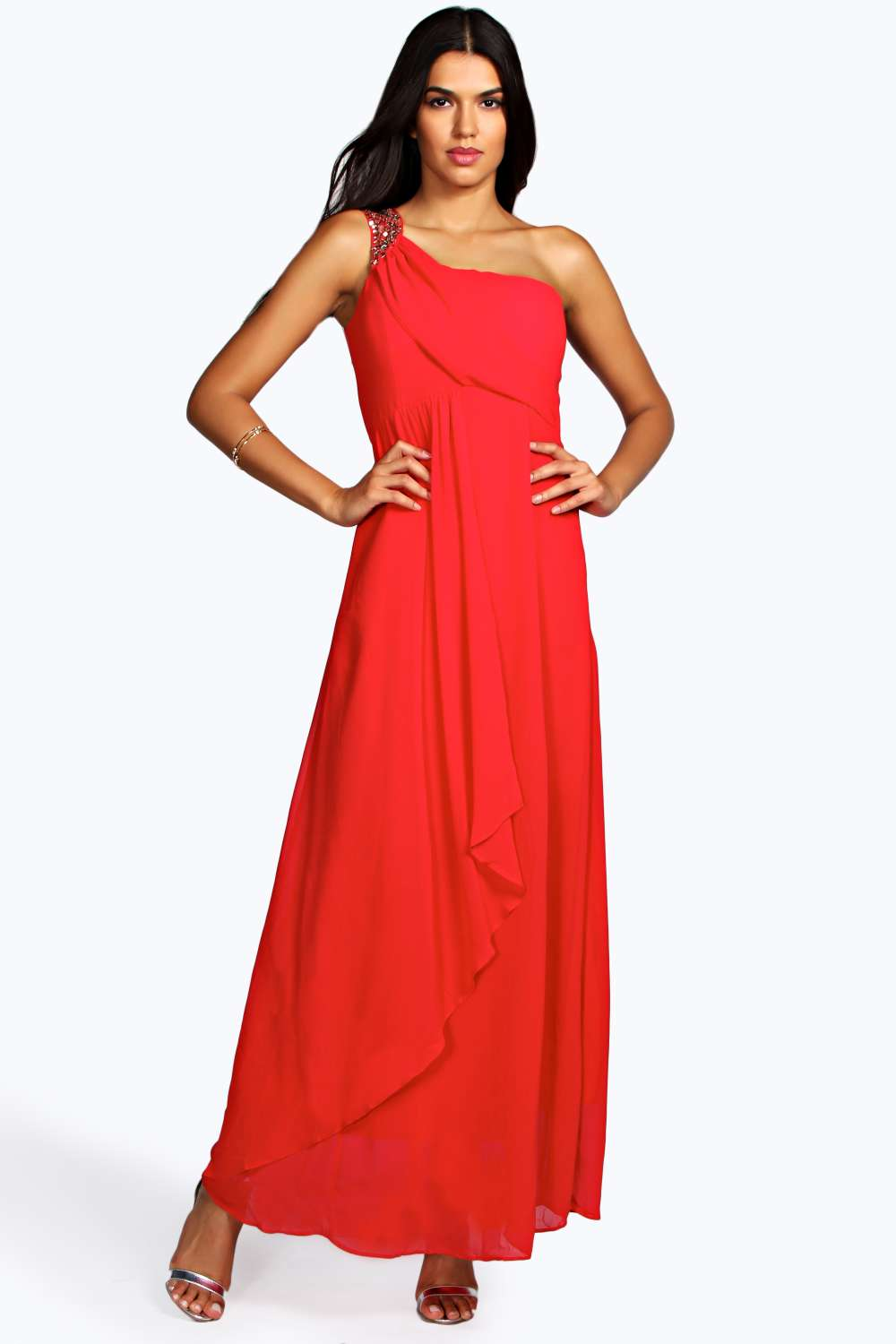 Under $100 prom dresses // www.brokeandchic.com