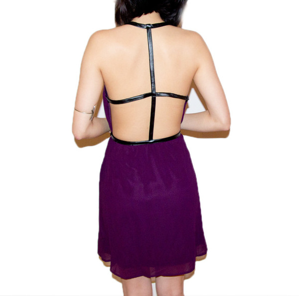 That dress! // www.brokeandchic.com