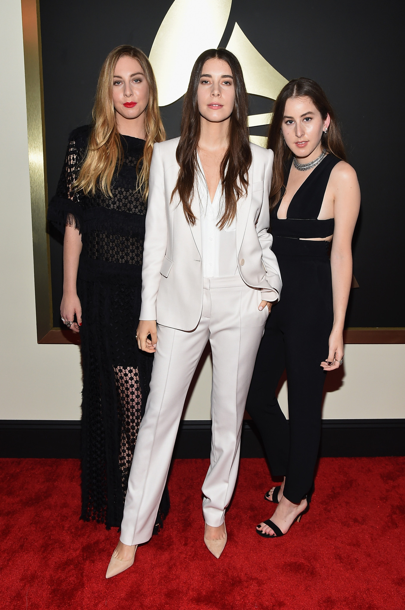 How to Get Haim's Grammy Look for Less