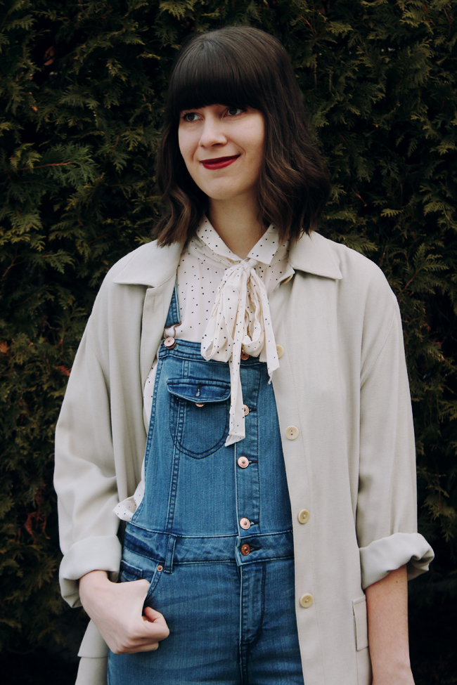 Re-vamp Your Winter Wardrobe with a Pair of Overalls