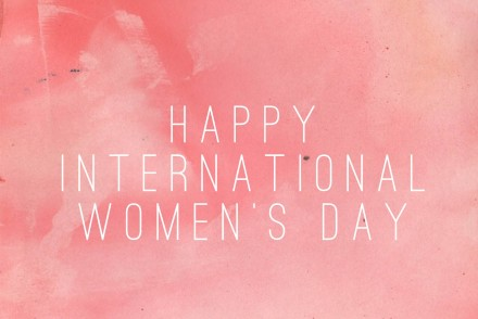 Happy International Women's Day! Here are 3 Women That Inspire Us