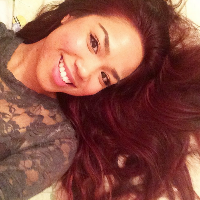 Marsala Hair: 9 IG Girls Getting it Right