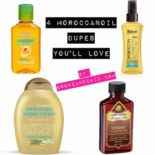 Love Moroccanoil? Hate the price?