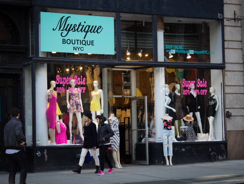 Mystique Boutique NYC attractions in New York