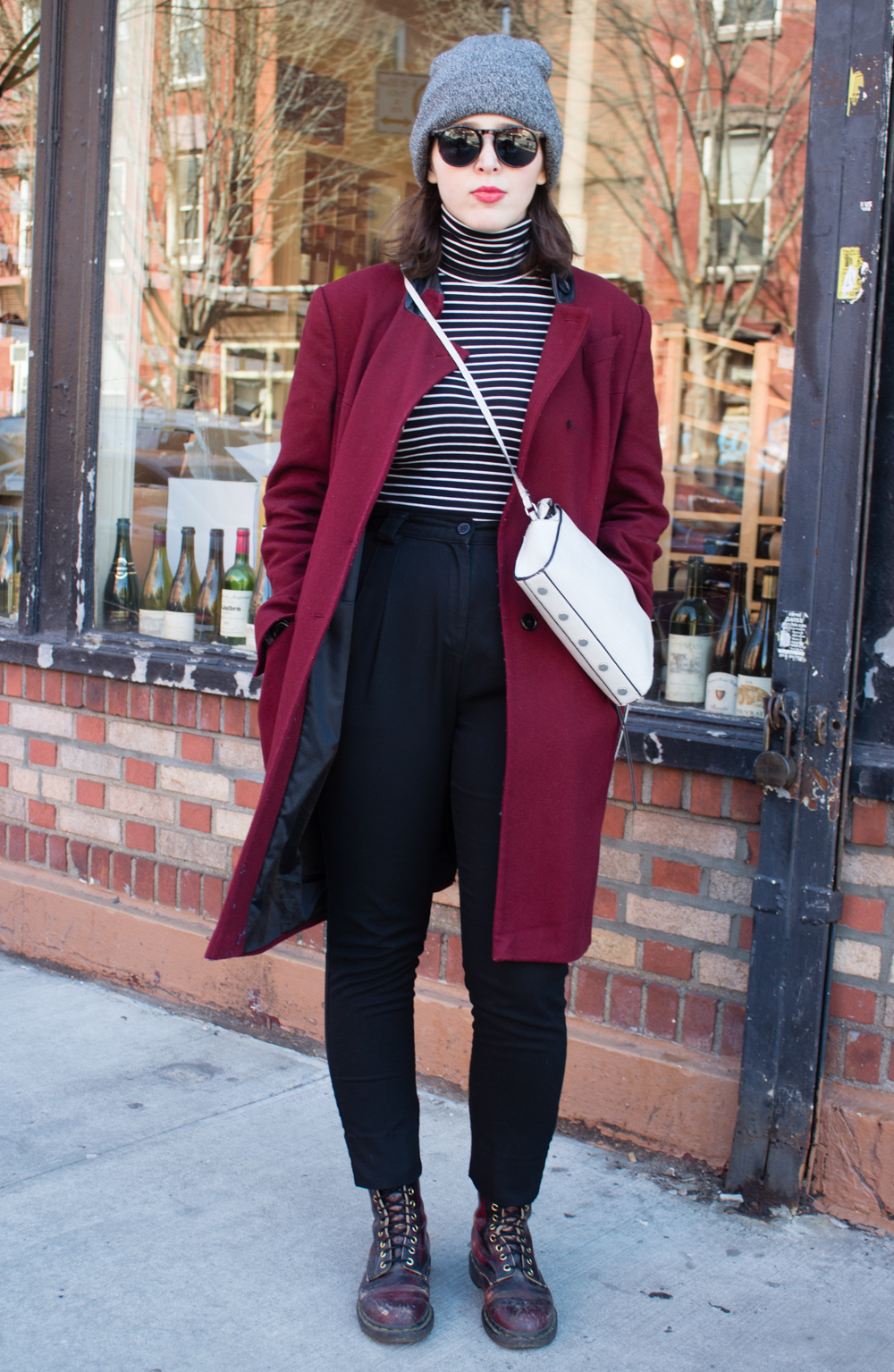 13 New Yorkers Showing off Their Spring-ready Outfits