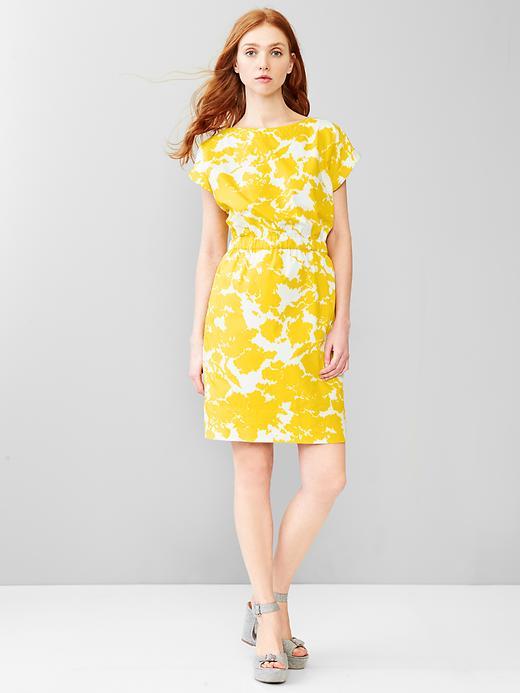 Yellow work dress!