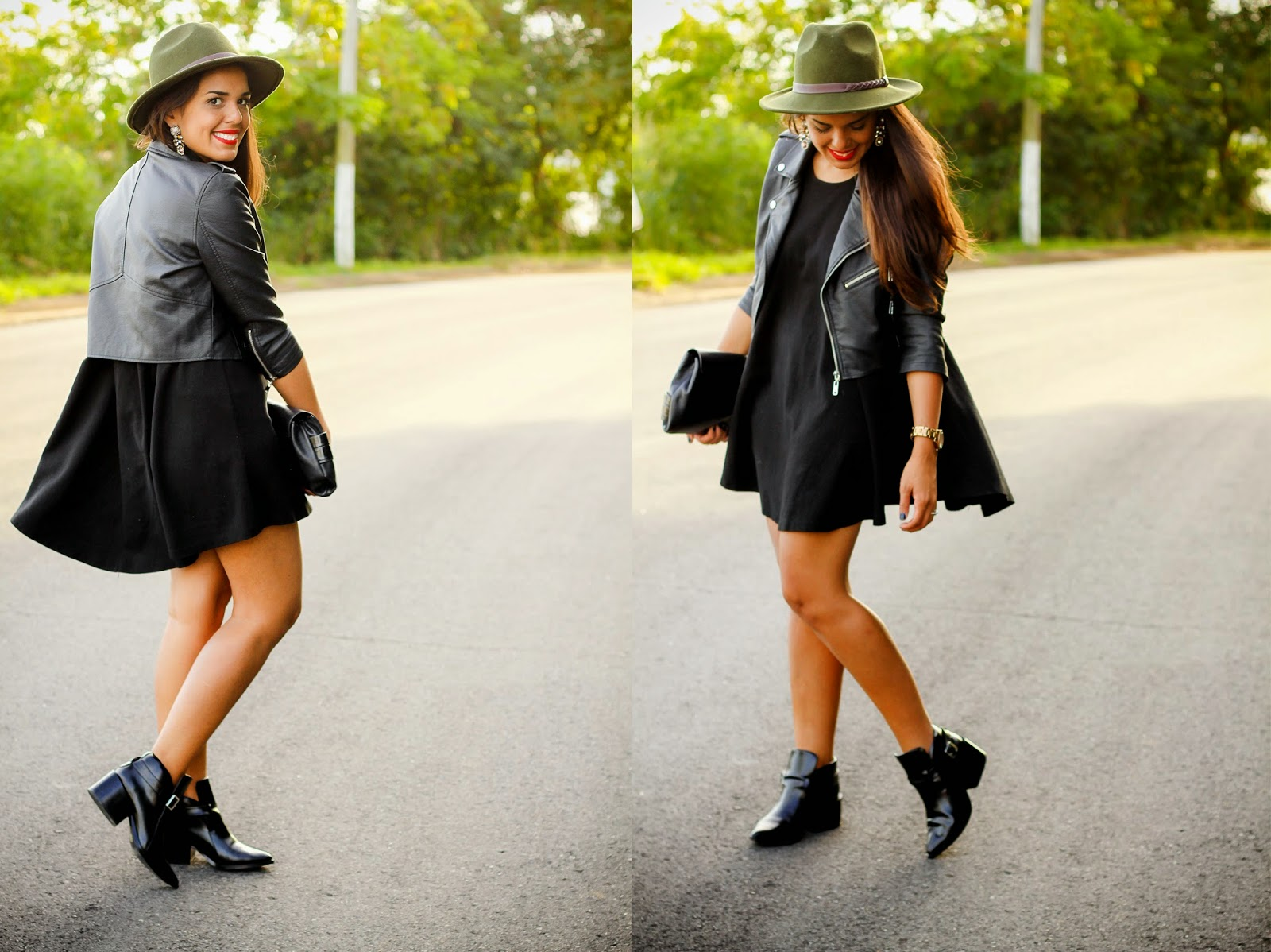4 Different Ways to Wear a Little Black DressBroke and Chic