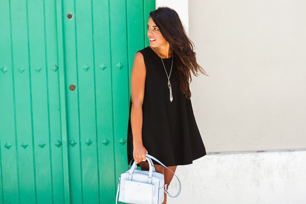 4 Different Ways to Wear a Little Black Dress
