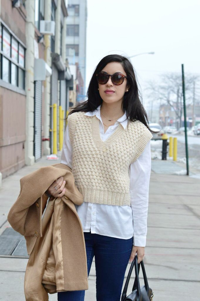 5 Different Ways to Style a Vest This Spring
