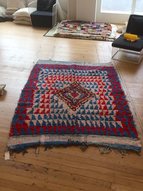 That rug tho...