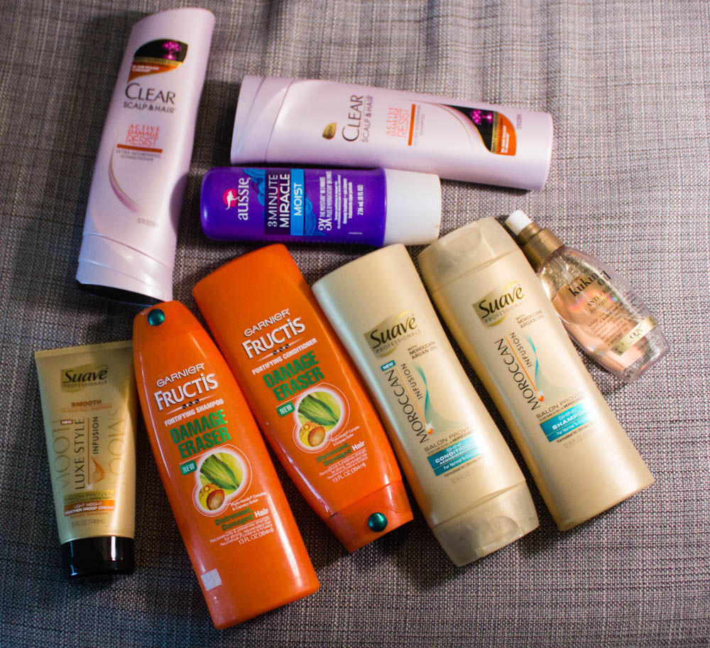 The 10 Best Drugstore Products For Dry Hair Broke Chicbroke And Chic