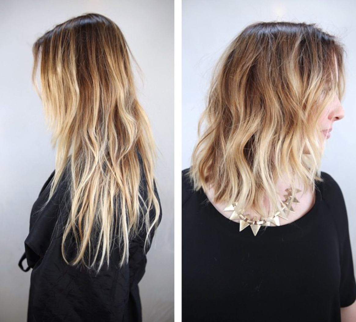 Spring Hair Transformation!