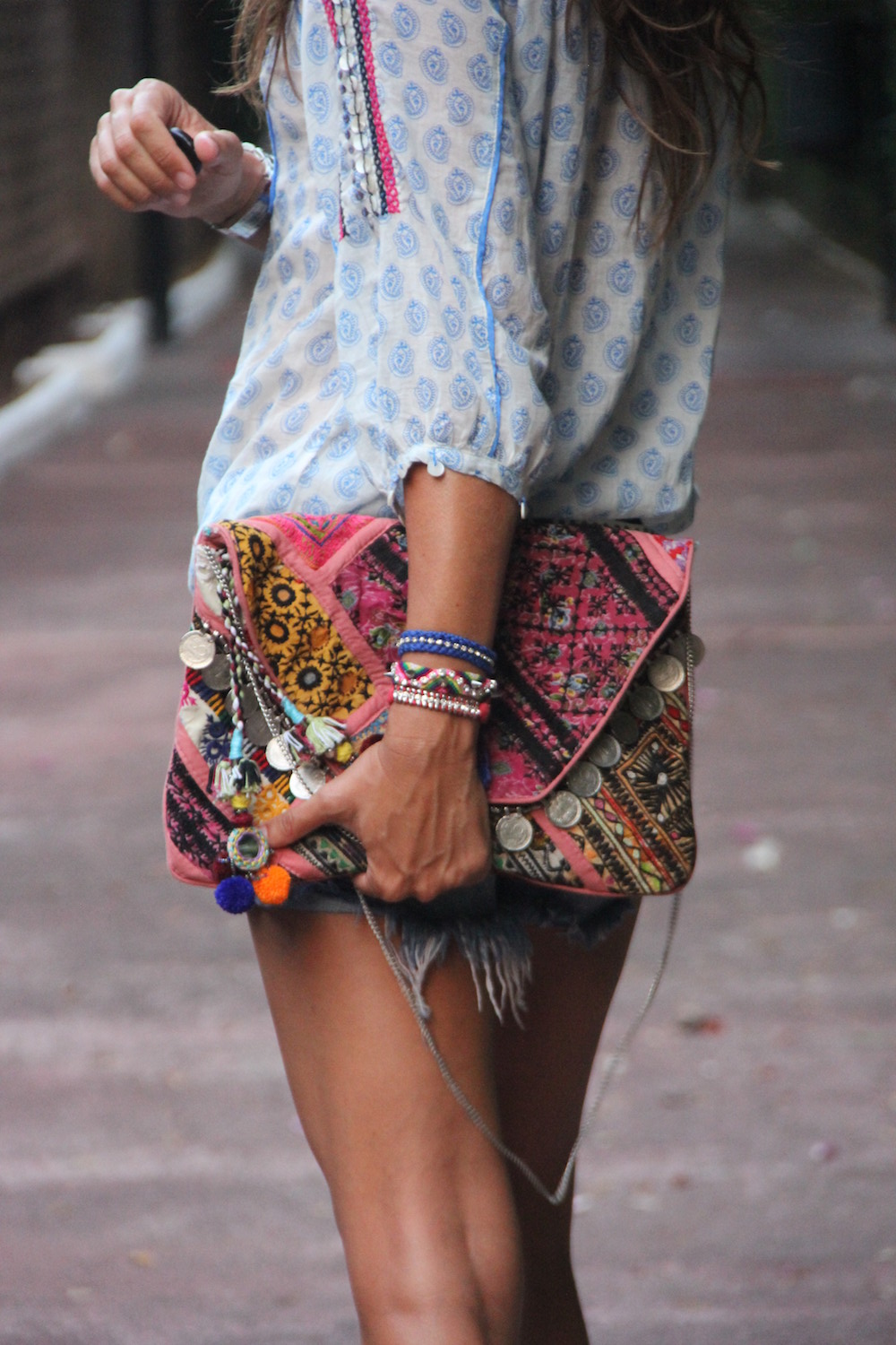 Boho Chic via Style Lovely