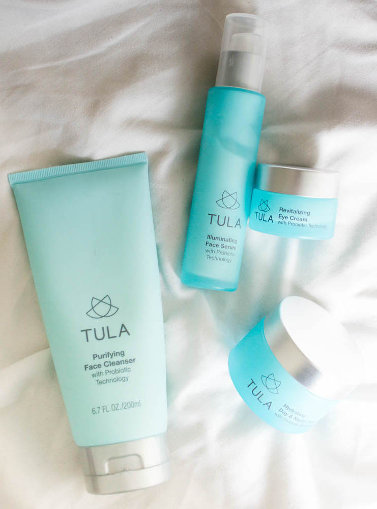 TULA's Probiotic Skin Care Line