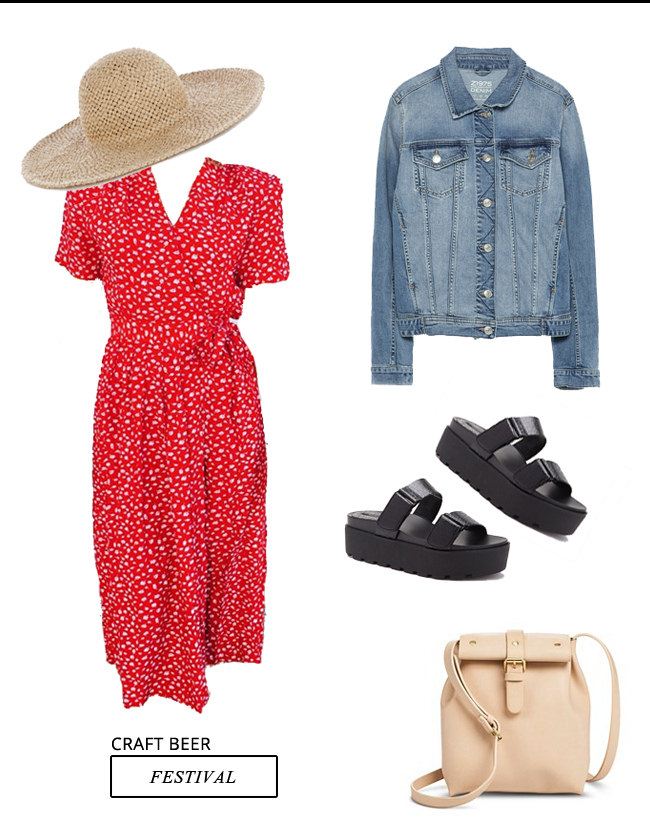 Summer outfit + event inspo // www.brokeandchic.com